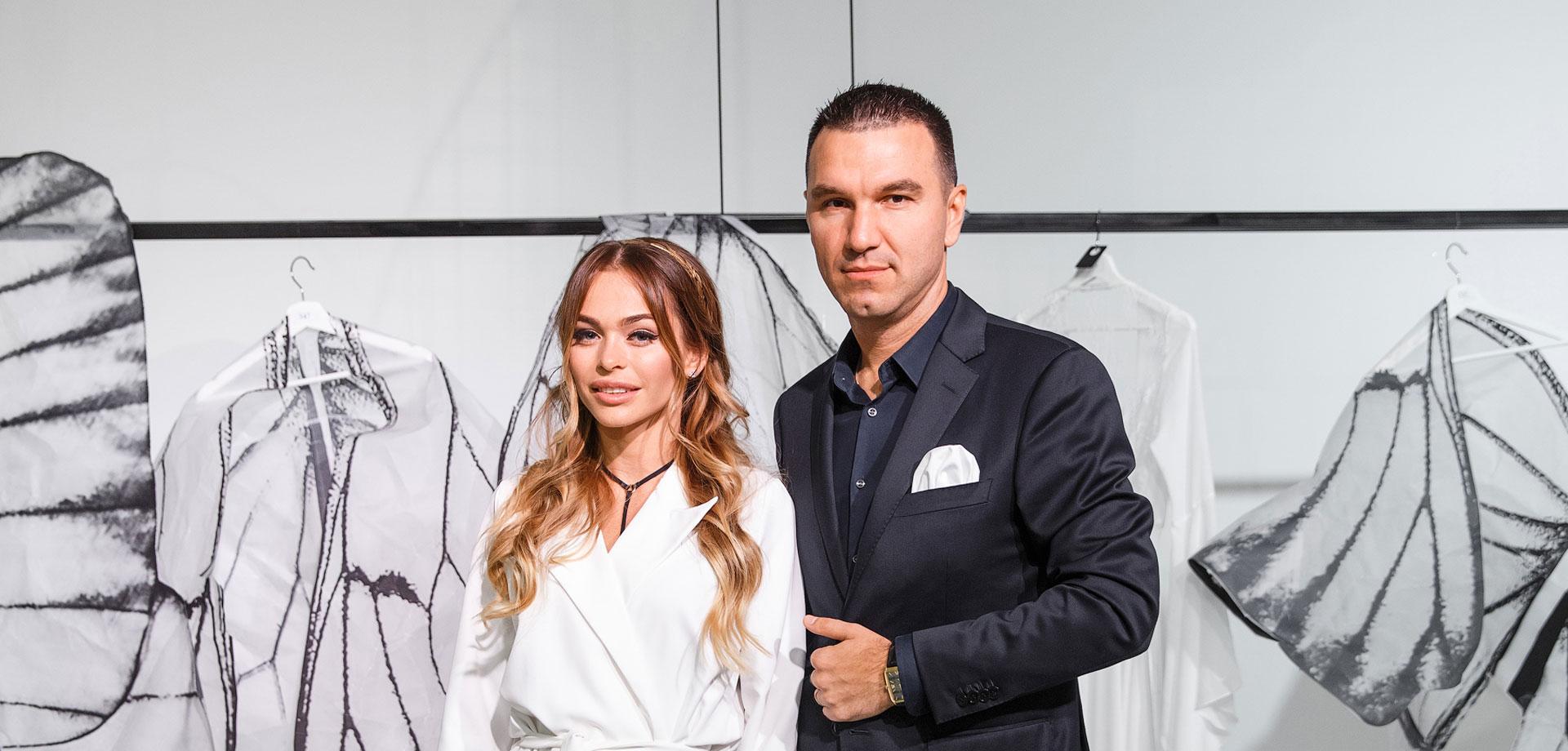 Александр Слесарев ведущий Wedding Завтрака с Анной Хилькевич